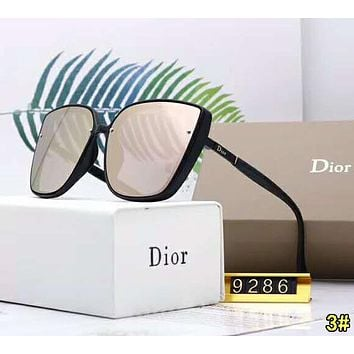 DIOR Fashion Women Men Summer Sun Shades Eyeglasses Glasses Sunglasses 3#
