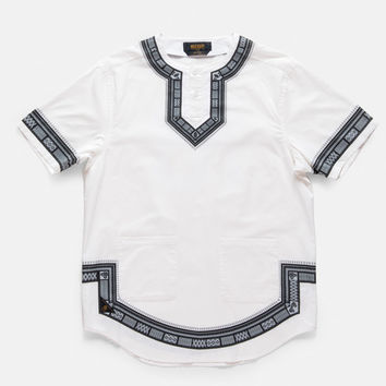10Deep | Division Dashiki - White