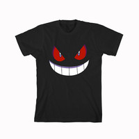 Pokemon Gengar For T-Shirt Unisex Aduls size S-2XL