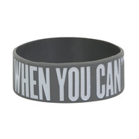 Of Mice & Men Can't Sleep Rubber Bracelet | Hot Topic