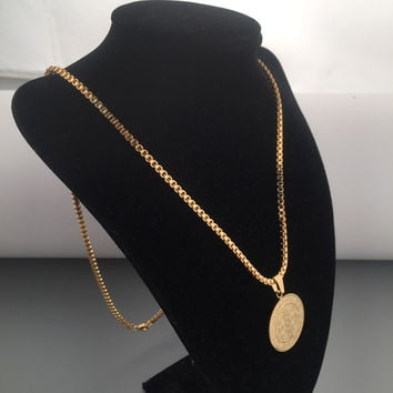 Gift Shiny Stylish New Arrival Jewelry Hot Sale Fashion Hip-hop Club Necklace [6542723907]