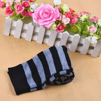 1 Pair Thigh High Socks Over Knee Girls Fringe Socks Acrylic Fibers women's Soft and fashionable cable knit leg warmers calzini