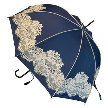 Soake Vintage Umbrella Navy