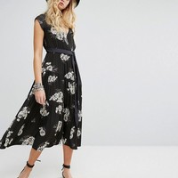 Free People All I Got Maxi Dress in Floral Print at asos.com