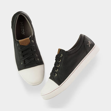 Mozo Shoes | The Maverick - Canvas | Stylish Non-Slip Sneakers for Men