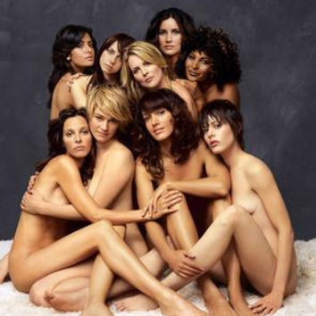 "L Word Cast Poster Nudes 16""x24"""