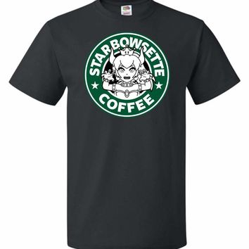 Starbowsette Coffee Unisex T-Shirt