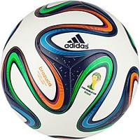 Brazuca Top Glider Soccer Ball