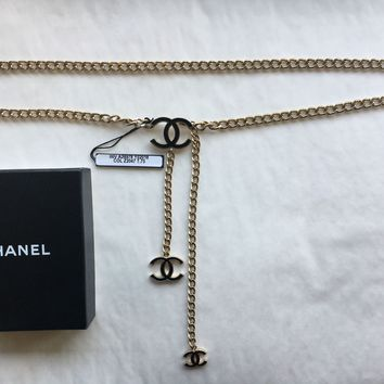 Chanel Chain Belt Very Rare Authentic