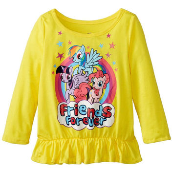 My Little Pony - Friends Forever Toddler Long Sleeve