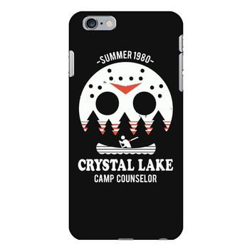 crystal lake camp counselor iPhone 6 Plus/6s Plus Case