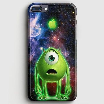 Monster Inc Mike Glowing Alien iPhone 8 Plus Case | casescraft