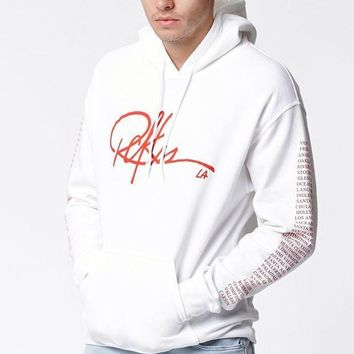 DCCKYB5 Young and Reckless Insignia Pullover Hoodie