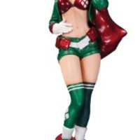 DC Collectibles DC Comics Bombshells: Holiday Harley Quinn Statue