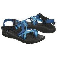 Women's Chaco ZX/2 Yampa Water Sandal Blue Shoes.com
