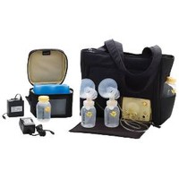 Medela Pump In Style Advanced Breast Pump On-The-Go Tote