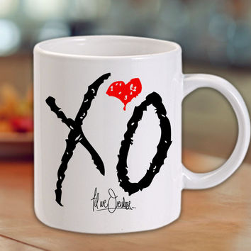 The Weeknd XO Till We Overdose Mug/Cup