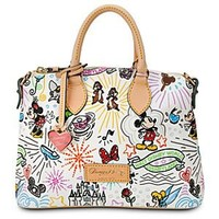 Disney Sketch Crossbody Satchel by Dooney & Bourke | Disney Store