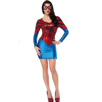 Bat Halloween Superman Spider Costume [8978912519]