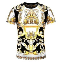 Versace men and women T-Shirt  M/3XL