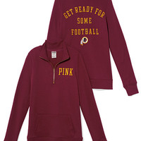 Washington Redskins Half-Zip Pullover - PINK - Victoria's Secret
