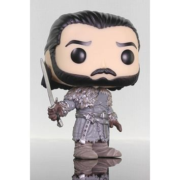 Funko Pop Television, Game of Thrones, Jon Snow Beyond the Wall #61