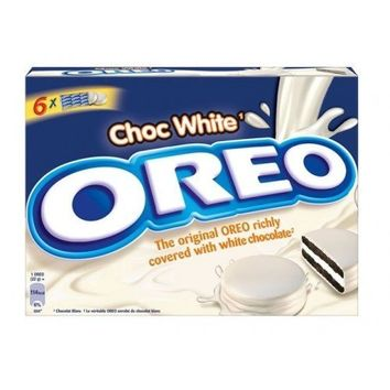 LIMITED EDITION-WHITE Chocolate/ Fudge covered OREO- Dipped in chocolate-IMPORTED from GERMANY-Shipping from USA