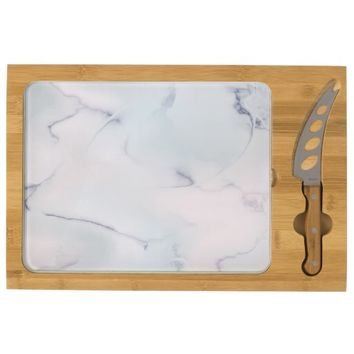 Marble Design Cheese Board