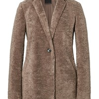Teddy Blazer Coat|banana-republic