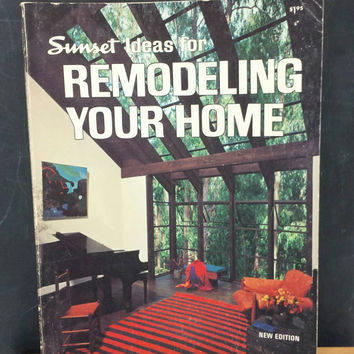 Sunset Ideas for Remodeling Your Home Book Mid Century Modern Designs Eichler Style Eames Era