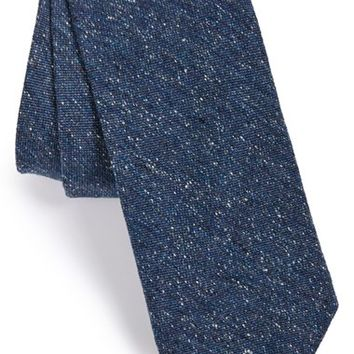 Men's Todd Snyder White Label Solid Cotton Tie, Size Regular
