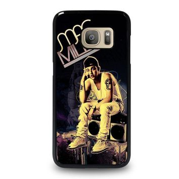 mac miller samsung galaxy s7 case cover  number 1