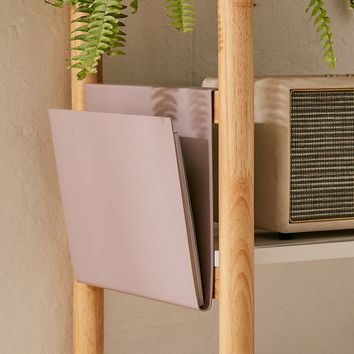 Keane Magazine Holder | Urban Outfitters