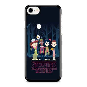 Stranger Things Perfect Strangers Iphone 8 Case
