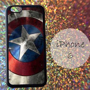 Captain America 2 Shield - cover case for iPhone 4|4S|5|5C|5S|6|6 Plus Note 2|3 Samsung Galaxy S3|S4|S5 Htc One M7|M8