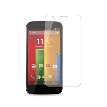 Reiko REIKO MOTOROLA MOTO G TWO PIECES SCREEN PROTECTOR IN CLEAR