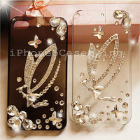 iPhone 4 Case, iPhone 4s Case,iPhone 5 Case, iPhone 5 Case Bling, iPhone 4 bling case, iPhone cases, Clear iPhone 4 case, Cute iPhone 5 case
