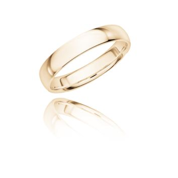 JP-Amour 14k Yellow Gold Wedding Ring