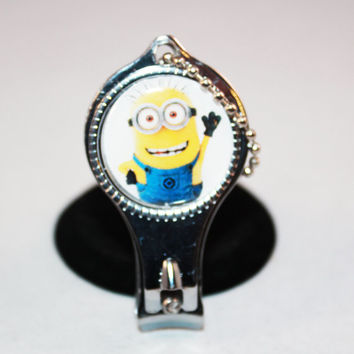 Minion Nail Clippers - Stocking Stuffer