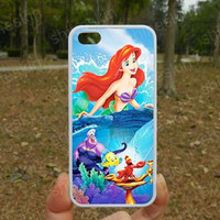 The Little Mermaid,Poster,iPhone 5s case,iPhone 4/4s Case,iphone 5 case,iphone 5c case,samsung S3/S4,Personalized iPhone Case