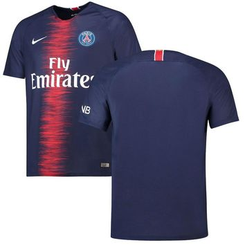 Paris Saint-Germain Nike 2018/19 Home Jersey ¨C Navy