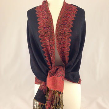 Spanish Nights Pashmina