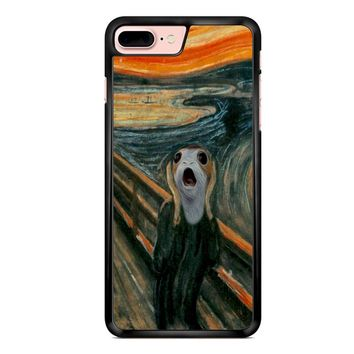 Star Wars Porg Art iPhone 7 Plus Case