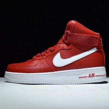 PEAPNW6 Nike Air Force 1 One Mid All Star Running Sport Casual Shoes AF1 315121 606 Sneakers