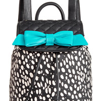 Betsey Johnson Bow Flapover Backpack - Handbags & Accessories - Macy's