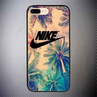 Hot Best Sell Nike Logo Palm Custom Print On Hard Case For iPhone 7, 7 Plus