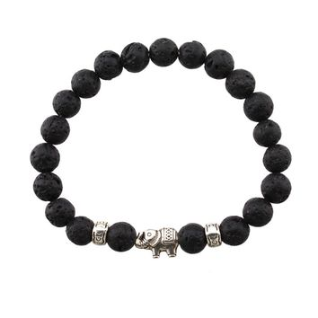 Elephant Lucky Energy Bracelet