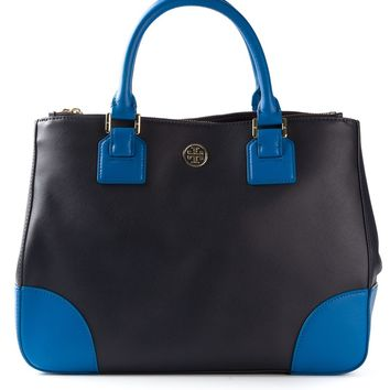 Tory Burch 'Robinson Double Zip' Tote