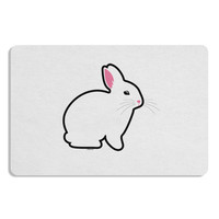 Cute Bunny Rabbit Easter Placemat