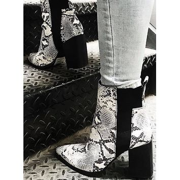 Made For Walkin' Boots